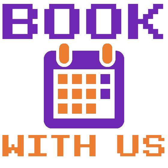 Book with us!